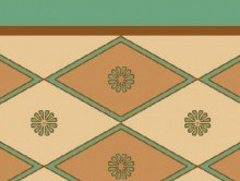 Koridor ve Bordürlü Halılar 33   Duvardan Duvara Halı   Dinarsu