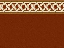 Koridor ve Bordürlü Halılar KİREMİT | Duvardan Duvara Halı | Dinarsu