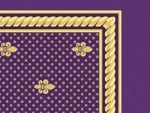 Koridor ve Bordürlü Halılar MOR | Duvardan Duvara Halı | Dinarsu