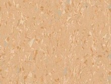 Mipolam Cosmo Peach Orange | Pvc Yer Döşemesi | Homojen