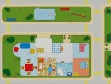 Tarkett Design 1577 | Pvc Yer Döşemesi | İşyeri Ve Ev Tipi